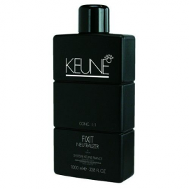 KEUNE FIXIT NEUTRALIZER 1:1 1000 ML