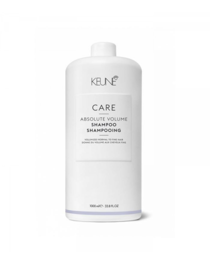 KEUNE CARE ABS VOLUME SHAMPOO 1000 ML