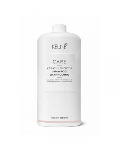 KEUNE CARE KERATIN SMOOTH SHAMPOO 1000 ML