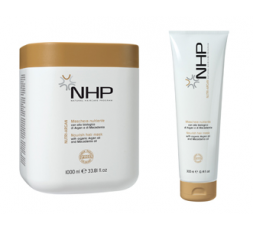 NHP NUTRI ARGAN MASCHERA 1000 ML