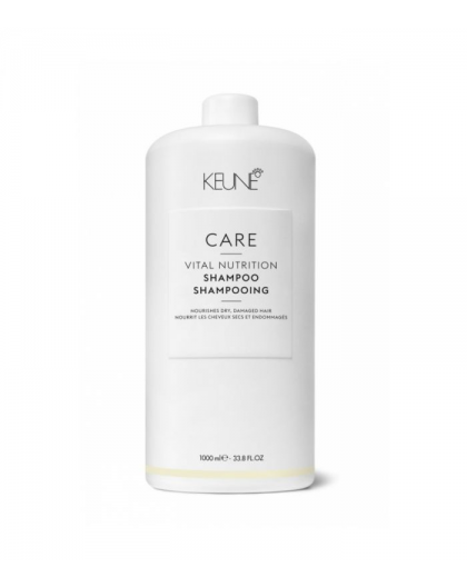 KEUNE CARE VITAL NUTRITION SHAMPOO 1000 ML