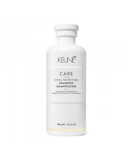 KEUNE CARE VITAL NUTRITION SHAMPOO 300 ML