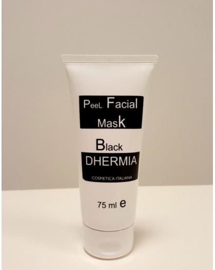 DHERMIA PEEL FACIAL MASK BLACK 75ML