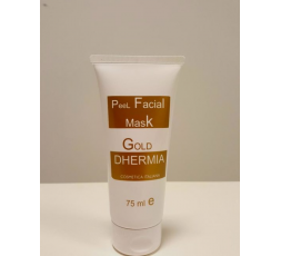 DHERMIA PEEL FACIAL MASK GOLD 75ML