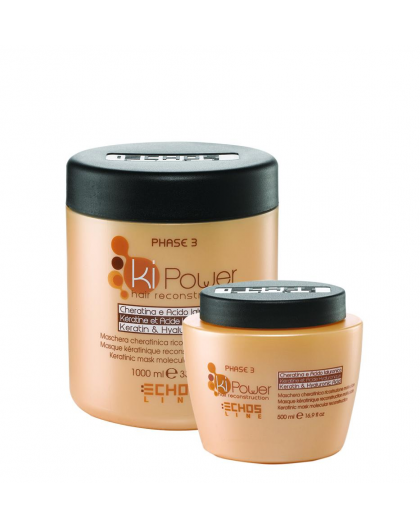 ECHOS KI-POWER MASCHERA RIC MOLEC 500 ML