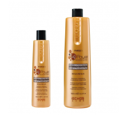 ECHOS KI-POWER SHAMPOO RIC MOLEC 350 ML