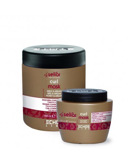 ECHOS SELIAR CURL MASK 500ML