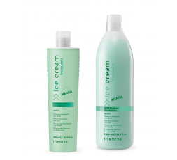 INEBRYA SHAMPOO REFRESHING 1000 ML