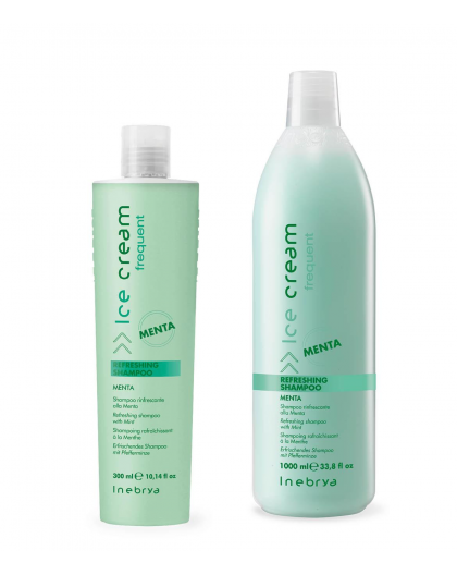 INEBRYA SHAMPOO REFRESHING 300 ML