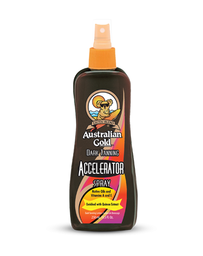 AUSTRALIAN GOLD ACCELERATOR SPRAY 250 ML