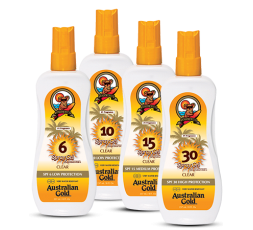 AUSTRALIAN GOLD SPRAY GEL SPF 10 240 ML