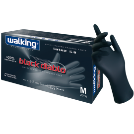 AXIMA GUANTI BLACK DIABLO TAG.L CF100PZ ART.010393