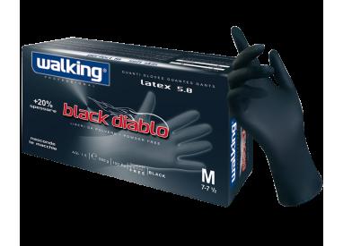 AXIMA GUANTI BLACK DIABLO TAG.M CF100PZ ART.010392
