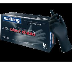 AXIMA GUANTI BLACK DIABLO TAG.S CF100PZ ART.010391