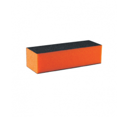 CLARISSA LIMA NERO BLOCK ARANCIO M/FI 120/180