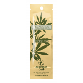 AUSTRALIAN GOLD HEMP NATION NATURAL BRONZER BST 15ML