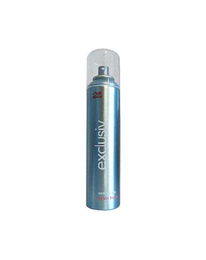 WELLA LACCA EXCLUSIVE EXTRA FORTE NO GAS 250 ML