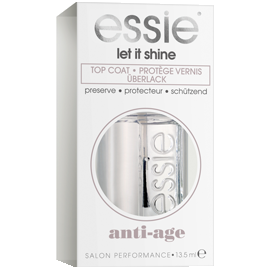 ESSIE TOP COAT ETUI LET IT SHINE
