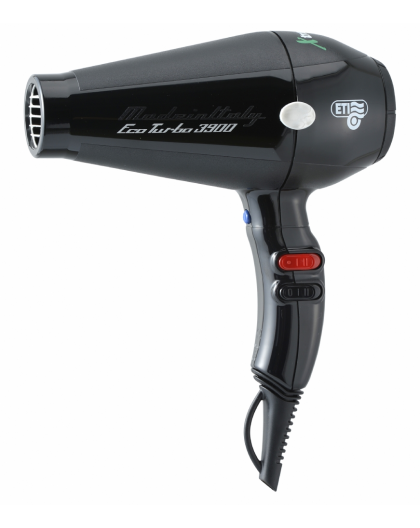 ETI PHON ECO TURBO 3900 LIGHT IONIC COL.BLACK