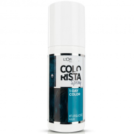 L'OREAL COLORISTA SPRAY 75ML TURQUOISE