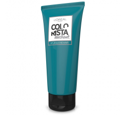 L'OREAL COLORISTA WASH OUT 80ML TURQUOISE