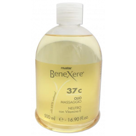 BENEXERE 37C OLIO MASS NEUTRO 500ML