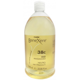 BENEXERE 38C OLIO MASS NEUTRO 1000ML