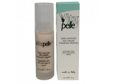 VITAPELLE SIERO CELLULE STAMINALI VEGETALI 30 ML