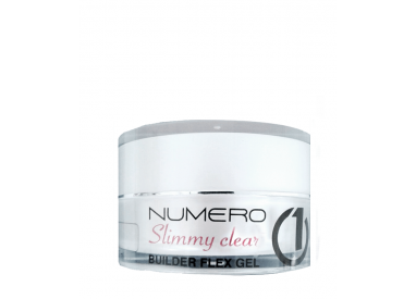 N1 BUILDER FLEX GEL SLIMMY CLEAR 30ML