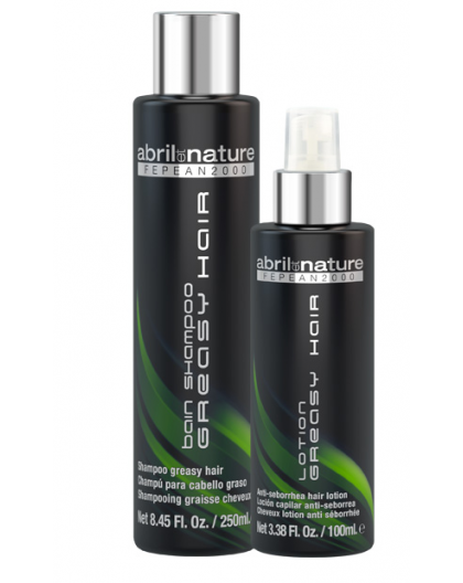 ABRIL ET NATURE TREATMENT GREASY HAIR