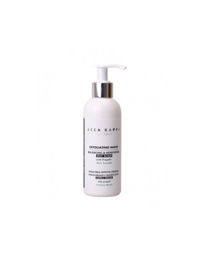 ACCA KAPPA OILY SCALP EXFOL MASK 200 ML