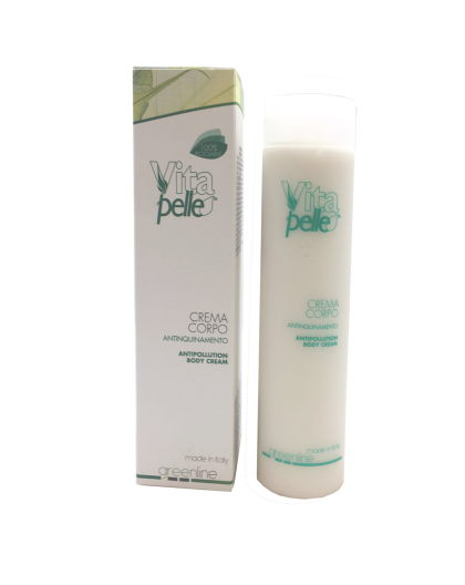 VITAPELLE GREEN LINE CREMA CORPO 200ML