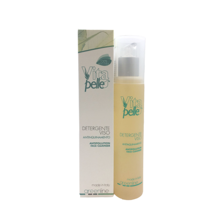 VITAPELLE GREEN LINE DETERGENTE VISO 100ML