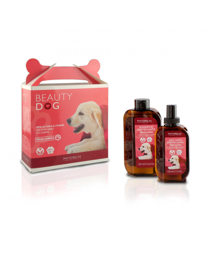 PHYTORELAX CF RE DOG PELO LUNGO SH LUC 250 ML + DEO VAPO 150 ML