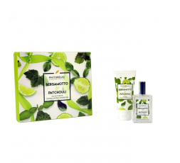 PHYTORELAX CF17 BERGAMOTTO & PATCHOULI EDT E SHOWER GEL