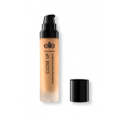 ELITE CLOSE UP MOISTURIZING NAT FOUNDATION