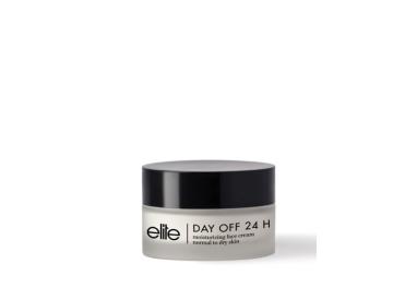 ELITE DAY OFF 24H MOIST FACE CREAM NORMAL & DRY SKIN 50ML