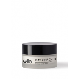 ELITE DAY OFF 24H MOIST FACE CREAM NORMAL & DRY SKIN 50ML