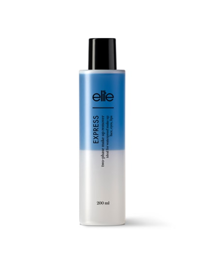 ELITE TWO PHASE MAKE UP REMOVER 200ML