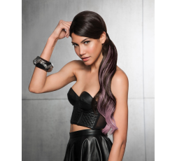 HAIRDO CODA COLOR SPLASH MOSSA 58CM LAVANDA