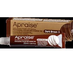 APRAISE 3 DARK BROWN 20 ML EYELASH