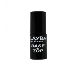 LAYLA LAYBA BASE+TOP GEL POLISH 5ML