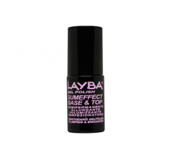 LAYLA LAYBA GUMEFFECT BASE+TOP GEL POLISH 5ML