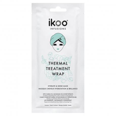 IKOO THERMAL TREATMENT WRAP HYDRATE&SHINE