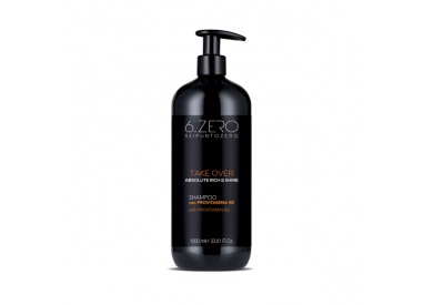 6.ZERO ABSOLUTE RICH&SHINE SHAMPOO 1000 ML