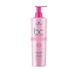 SCHWARZKOPFT BONACURE COLOR FREEZE MICELLAR CLEANSING CONDITIONER 500ML