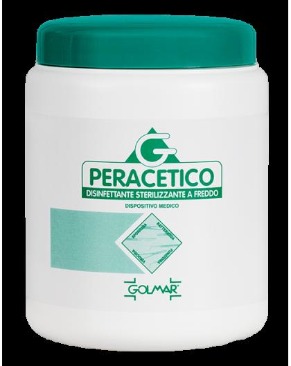 GOLMAR PERACETICO POLVERE STER/DISINF 500 GR