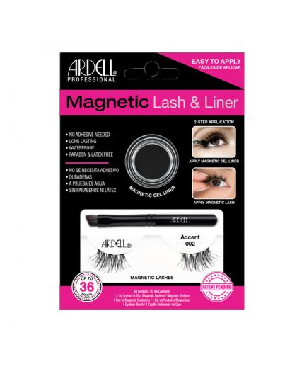 ARDELL MAGNETIC LASH&LINER 002