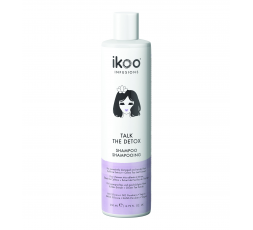 IKOO SHAMPOO 250ML TALK THE DETOX