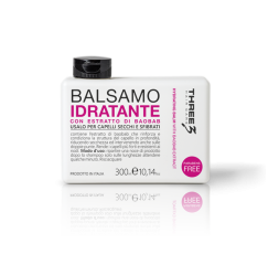 THREE BALSAMO IDRATANTE 300ML